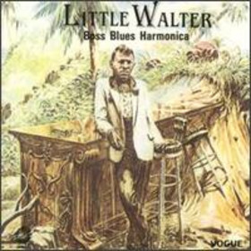 Little Walter Boss Blues Harmonica