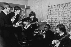 Fats with the Fab Four