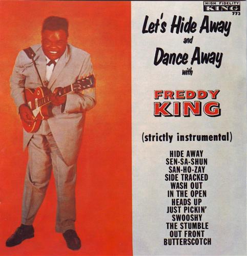 Freddie cover