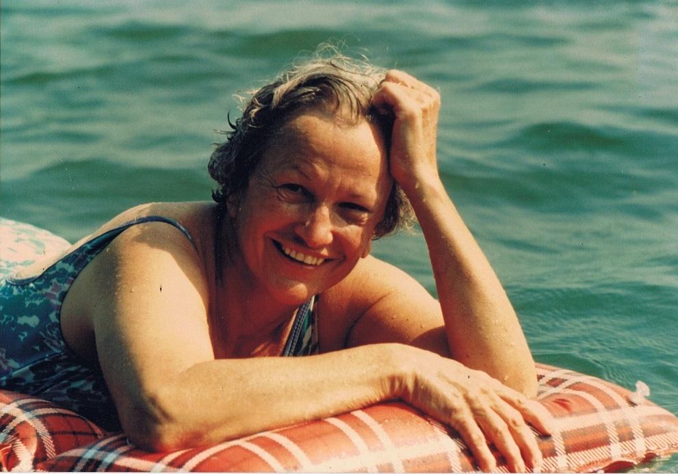 Jane at lake.2