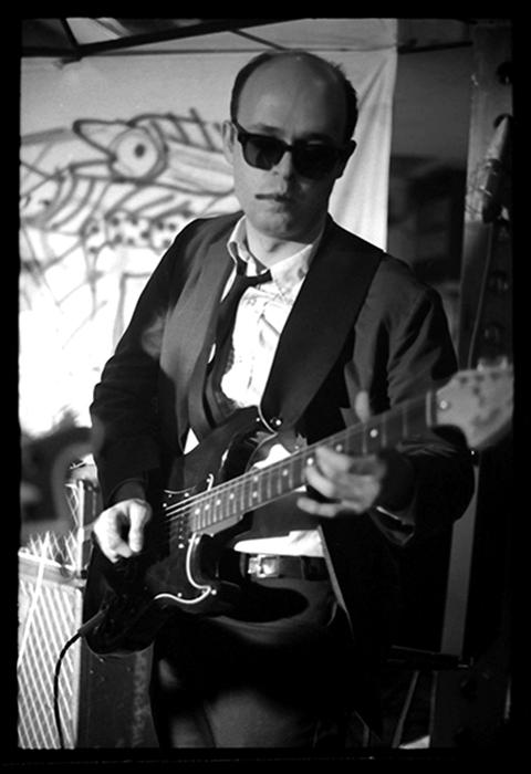 Robert Quine, guitar