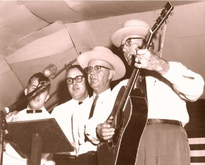 bluegrass band