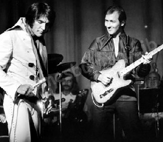 Burton and Elvis