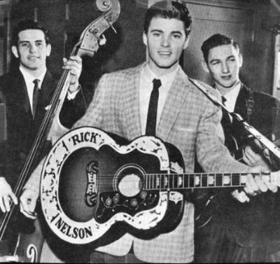 Ricky Nelson And James Burton Rubber City Review