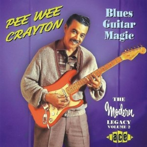 Pee Wee Blues Guitar Magic