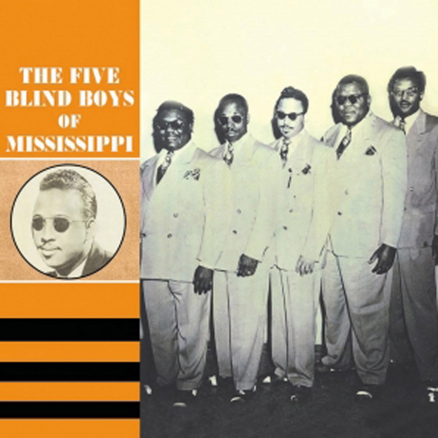 Five Blind Boys Of Mississippi Original Five Blind Boys The I'm A Rolling / My Robe Will Fit Me