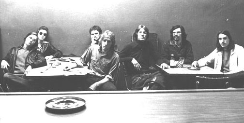 The Numbers Band, circa 1972