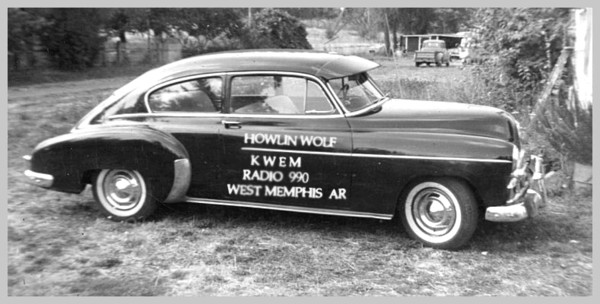 Howlin Wolf Car