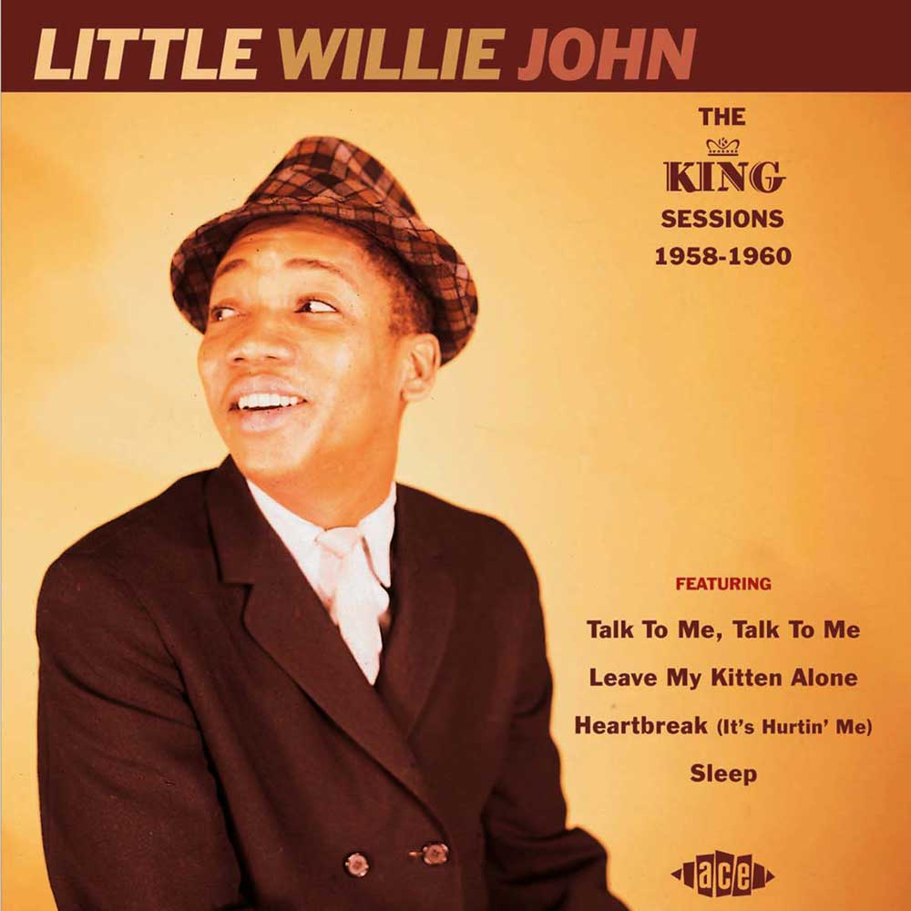 Little Willie John-Ace